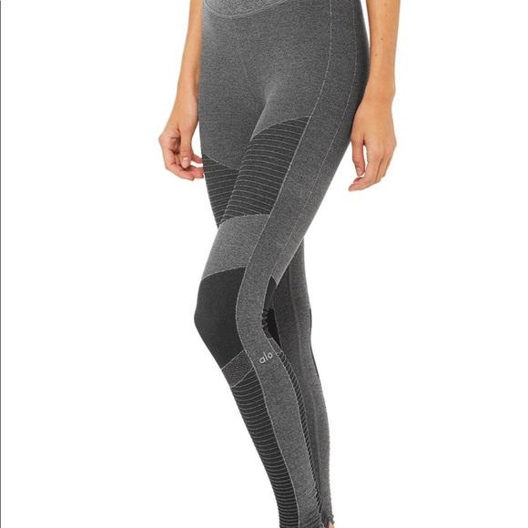 a98fed5e75 ALO Yoga Pants | High Waist Seamless Moto Legging | Poshmark